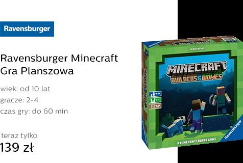 Ravensburger Minecraft Gra Planszowa