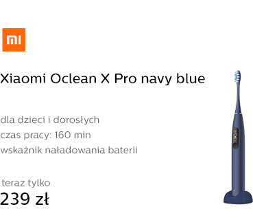 Xiaomi Oclean X Pro navy blue