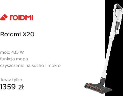 Roidmi X20