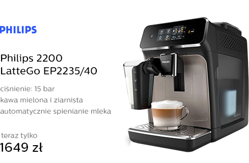 Philips 2200 LatteGo EP2235/40
