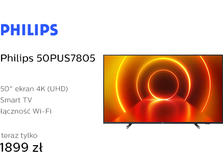 Philips 50PUS7805