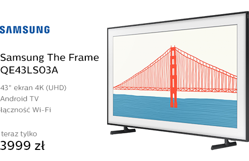 Samsung The Frame QE43LS03A