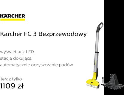Karcher FC 3 Bezprzewodowy