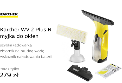 Karcher WV 2 Plus N myjka do okien
