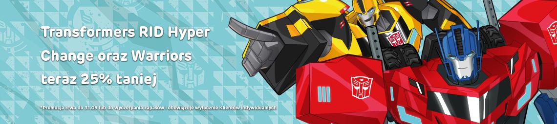 Transformers -25%