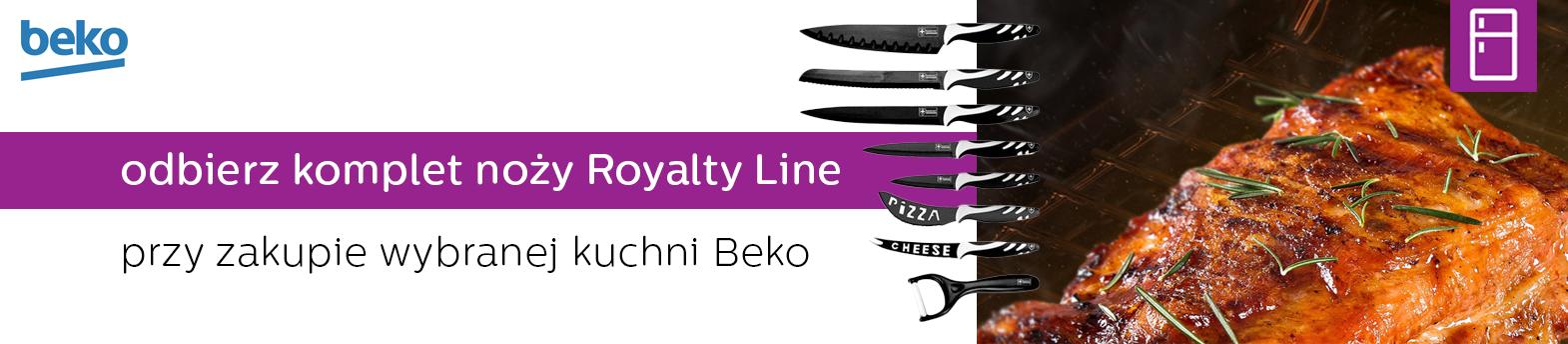 Beko - noże gratis