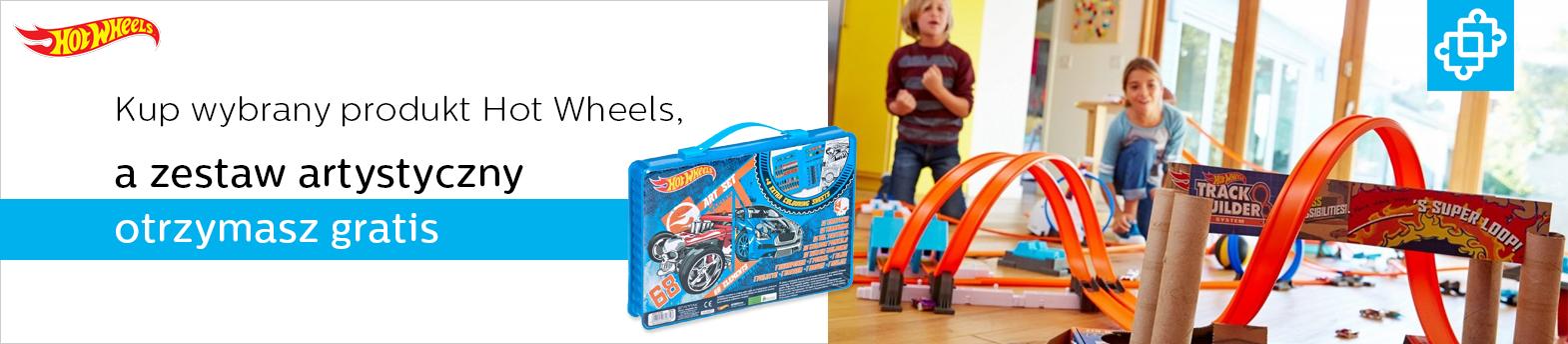 Hot Wheels + gratis