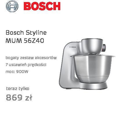 Bosch Styline MUM 56Z40