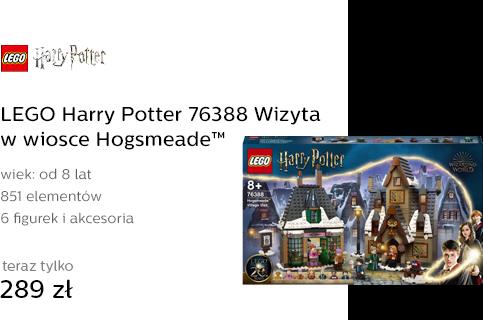 LEGO Harry Potter 76388 Wizyta w wiosce Hogsmeade™