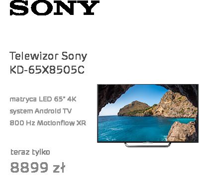 Sony KD-65X8505C