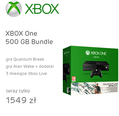 Xbox One Bundle QB