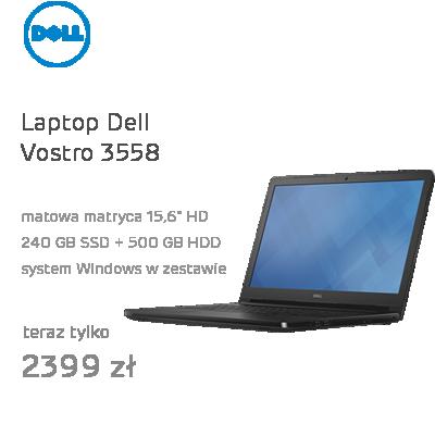 Navbar - Dell Vostro 3558