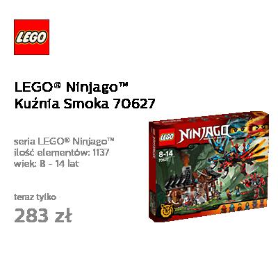 LEGO® Ninjago™ Kuźnia Smoka 70627