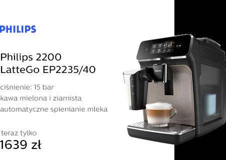 Philips 2200 LatteGo EP2235/40