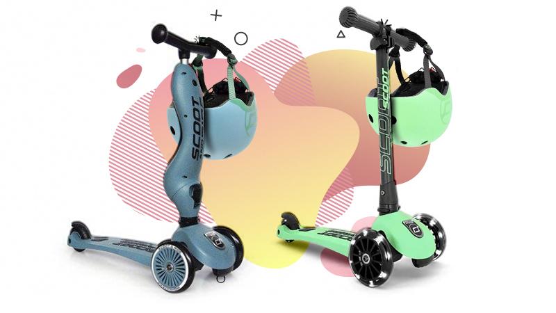przedsprzedaż Scoot&Ride -10%