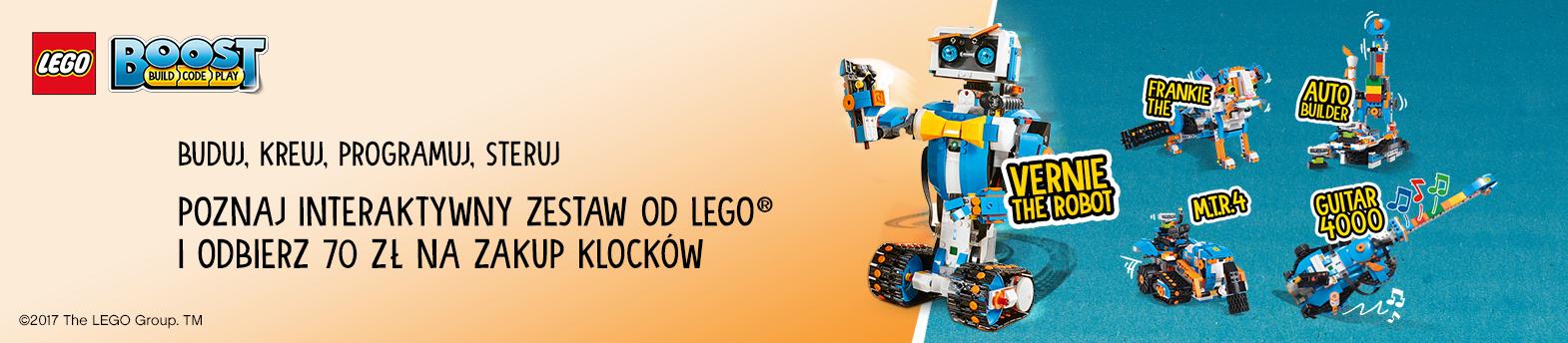 nowość - LEGO® BOOST