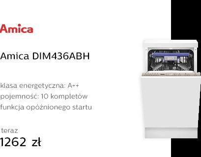 Amica DIM436ABH