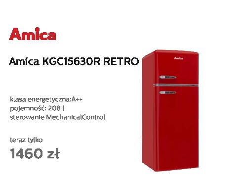 Amica KGC15630R RETRO