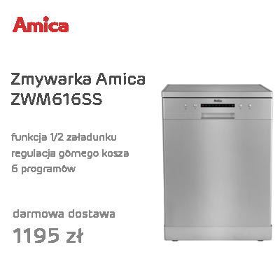 Amica ZWM616SS