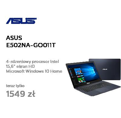 ASUS E502NA-GO011T N3450/4GB/500GB/Win10