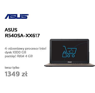 ASUS R540SA-XX617 N3710/4GB/1TB/DVD-RW