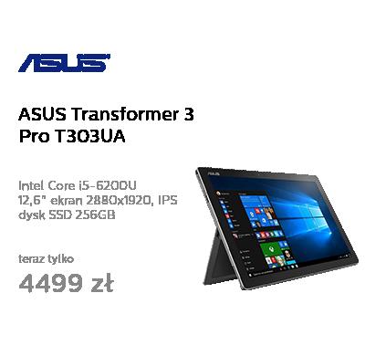 ASUS Transformer 3 Pro T303UA i5-6200U/8GB/256GB/Win10P