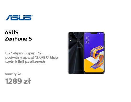 ASUS ZenFone 5 ZE620KL 4/64GB Dual SIM granatowy