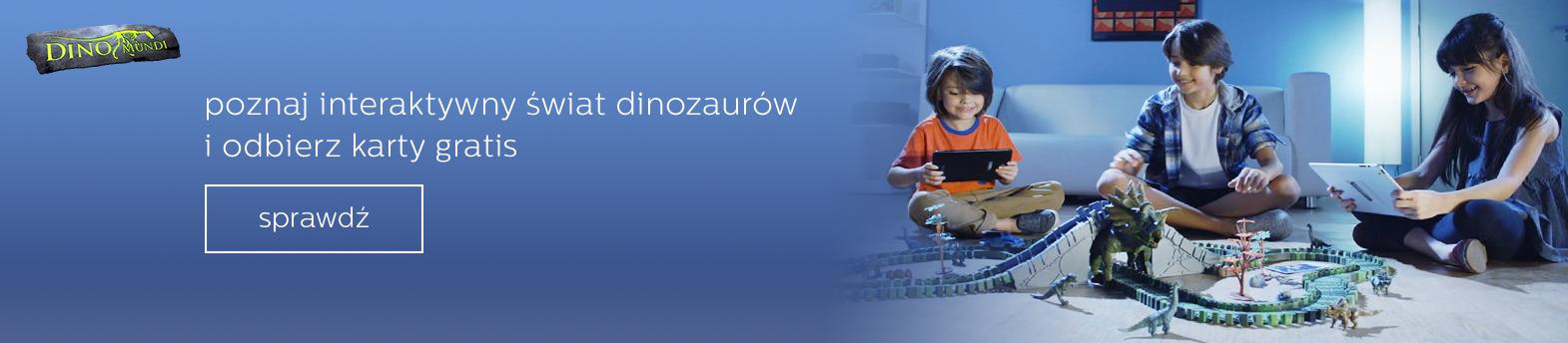 Dino Mundi karty gratis
