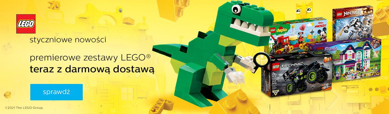 nowości LEGO®
