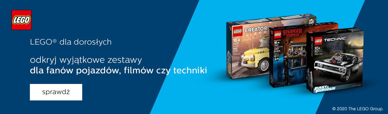 LEGO® dla dorosłych