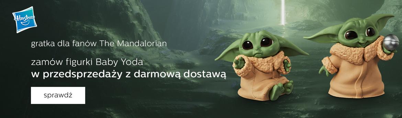 przedsprzedaż Baby Yoda