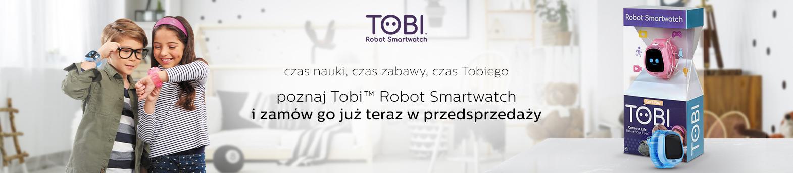 przedsprzedaż - Tobi™ Smartwatch