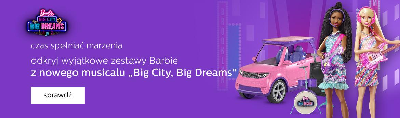 Barbie® Big City, Big Dreams