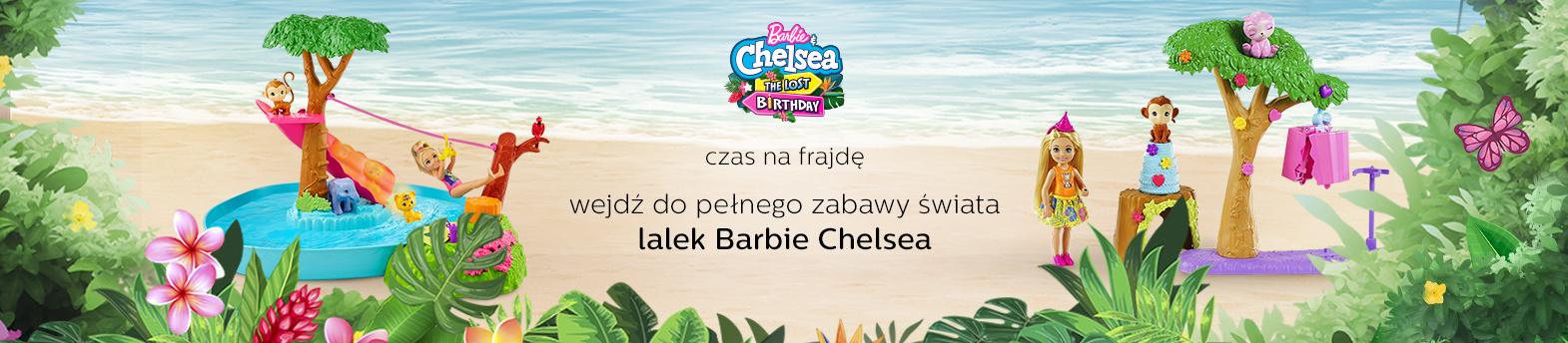 Barbie® Chelsea - nowości
