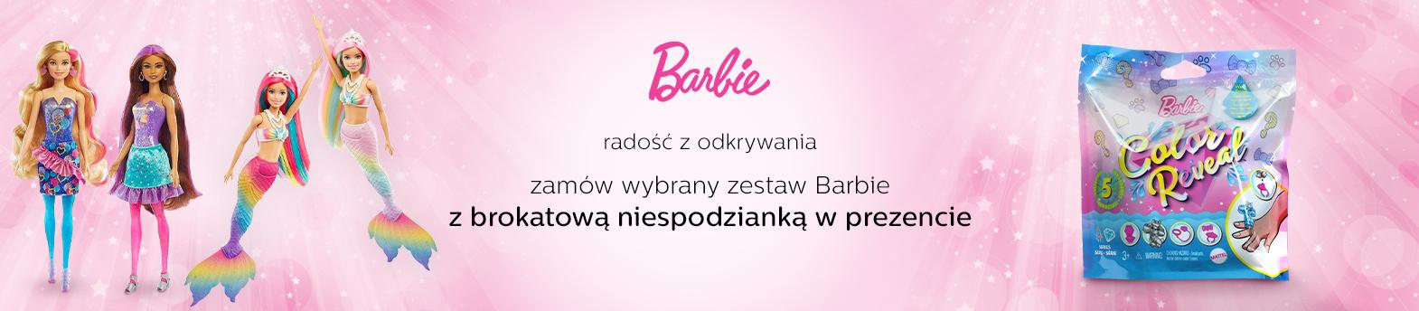 Barbie® z prezentem