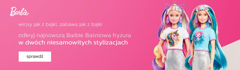 Barbie® Baśniowa fryzura