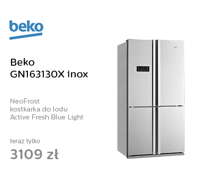 Beko GN163130X inox