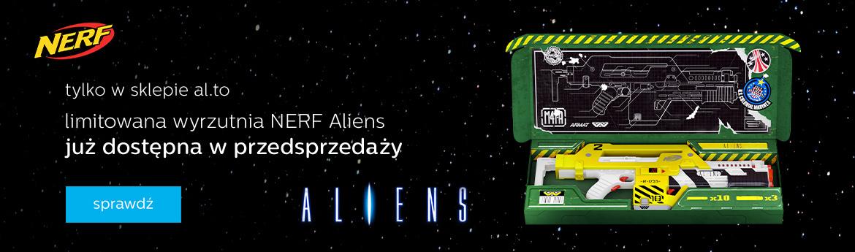 NERF Aliens
