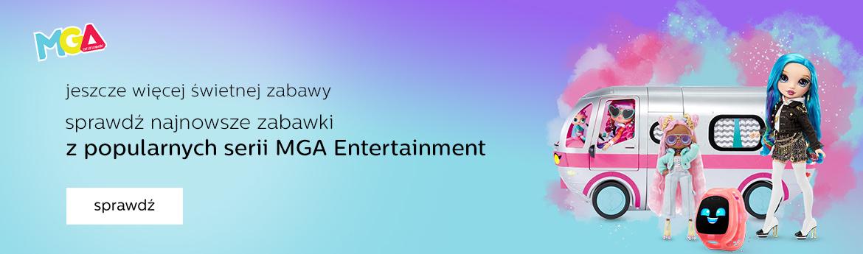 MGA Entertainment - nowości