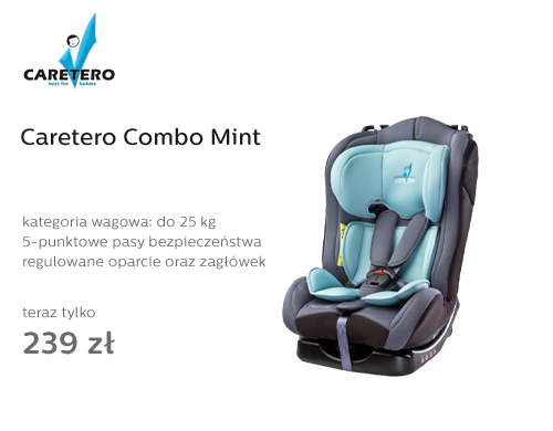 Caretero Combo Mint