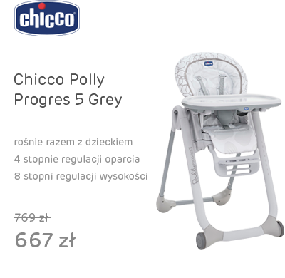 Chicco Polly Progres 5 Grey