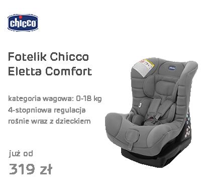 Navbar Chicco Eletta Comfort
