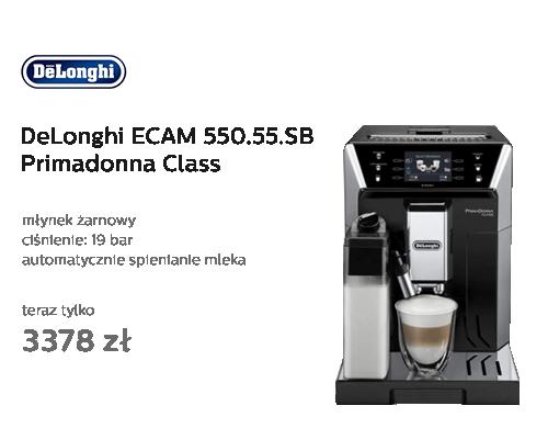 DeLonghi ECAM 550.55.SB Primadonna Class