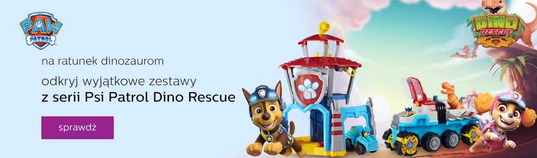 Psi Patrol Dino Rescue