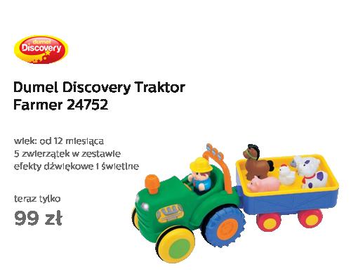 Dumel Discovery Traktor Farmer 24752