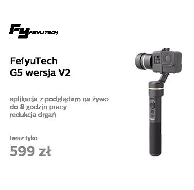 FeiyuTech G5 wersja V2