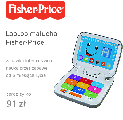 Fisher-Price Laptop malucha