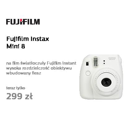 Fujifilm Instax Mini 8 biały
