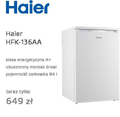 Haier HFK-136AA