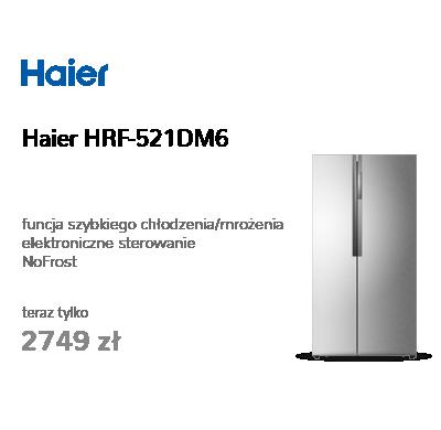 Haier HRF-521DM6